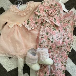 NWT baby girl bundle
